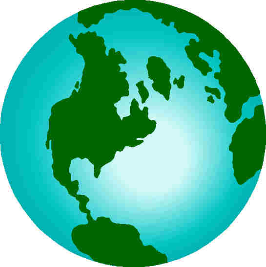 This is the earth.  Nothing will happen if you click here, because it already belongs to Microsoft.